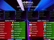 RTBF Belgique première demi-finale l'Eurovision