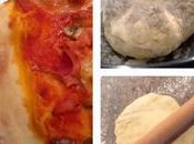 pâte pizza comme là-bas presque)
