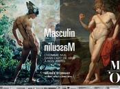Masculin L'homme dans l'art 1800 jours, Musée d'Orsay (Paris