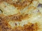 gratin macaronis gorgonzola