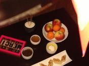 2014 génie foyer reparti chez l'Empereur Jade recette d'entremets chaud, doux sucré