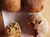 Petits pains muesli