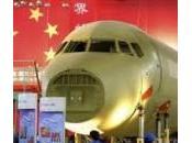 développement secteur aérien intérieur Chine