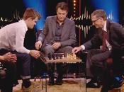 Echecs Bill Gates torché Carlsen
