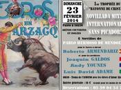 Club Taurin d'Arzacq plaisir vous communiquer