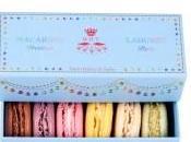 macarons précieux Marie-Hélène Taillac pour Ladurée