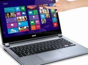 Test l'ordinateur portable Ultrabook Acer Aspire V7-582PG