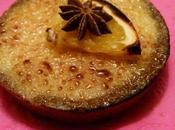Tartelettes l'orange, inspirations Christophe Felder
