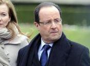François Hollande fait savoir qu'il commune partageait avec Valérie Trierweiler