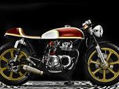 Lucy, Honda CB550K 1974