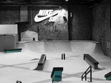 Skater Berlin dans Nike Shelter! Petit tour!