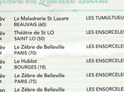 Sérignan Festival CHANTS D'(H)IVERS Quartet Buccal