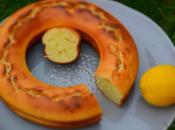 Ciambella ricotta citron
