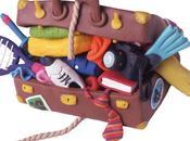 Valise participative pour partir avec enfants