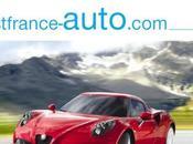 Essai l'Alfa Romeo dans Ouest France étoiles