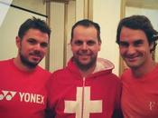 Federer joue collectif