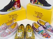 Vans s'approprie Beatles pour collection capsule