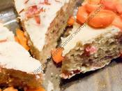 Fougasse tatin carottes carvi Upside Down Carrot Caraway Foccacia Bread
