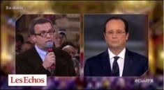Virage libéral François Hollande Circulez, rien voir