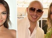 Coupe Monde 2014: L'hymne officiel Jennifer Lopez Pitbull Claudia Leitte