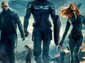 "Nouvelle bande annonce ""Captain America, soldat l'hiver"" Anthony Russo, film sortira Mars 2014."