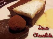 Moelleux deux chocolats