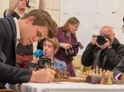 Échecs Carlsen vainqueur Zurich