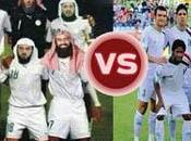 """""""Les cheikhs discorde"""" descendent terrain foot politique dans monde arabe"""