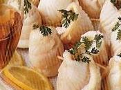 Filets limande sauce rose