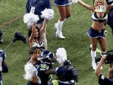 Touch-Down pour Social lors Super Bowl XLVIII