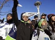 Miettes Jeudi: parade Seattle, Falcons commencent ménage plus...