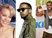 voir nouveaux clips Kylie Minogue, Jason Derulo Colonel Reyel