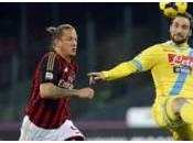 Serie Naples vient bout l'AC Milan