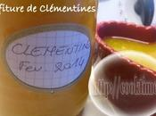 Confiture Clémentines Thermomix