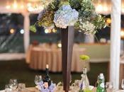 Idées décorations mariage thème Jute