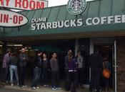 café parodique Dumb Starbucks ouvre Angeles
