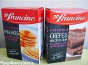 Chandeleur 2014 part#2 test pâte crêpes chocolat francine