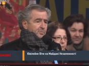 DELIRIUM TREMENS. Vidéo: l'incroyable discours BHL-Botul Kiev, Ukraine