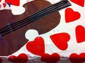 gâteau violoncelle