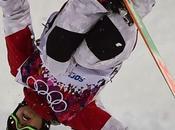 Carnet Olympique Квебек наверху!