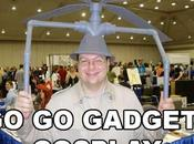 visage Docteur Gang l'Inspecteur Gadget révélation retard