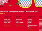 Printemps Bourges 22-27 avril 2014