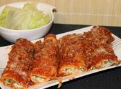 Cannelloni Ricotta blettes, bolognaise {Pates Fraiches HomeMade}