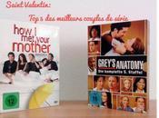 Saint Valentin: meilleurs couples série.