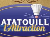 Disneyland Paris ouvrir attraction Ratatouille