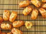 Mini cakes façon hotdog