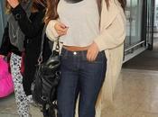 Selena Gomez quitte l'Aéroport Heathrow Londres 18.02.2014