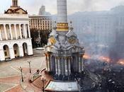 cliché avant-après place l'Indépendance Kiev