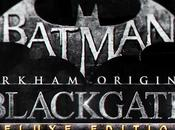 Batman: Arkham Origins Blackgate Deluxe Edition confirmé WiiU/PS3/X360