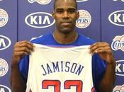 Antawn Jamison quitte Angeles pour Atlanta